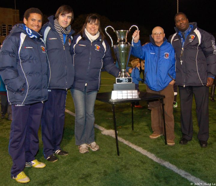 Programme provincial AAA - Champions Staff 2013