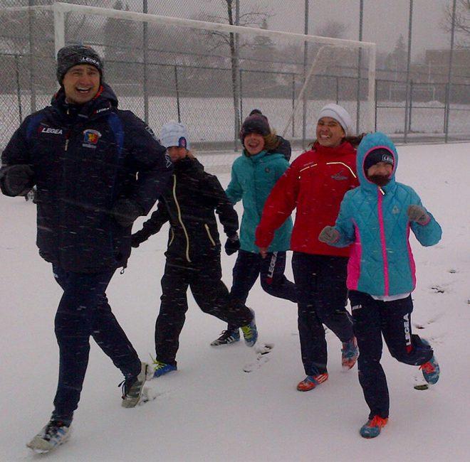 Programme régional A - AA - F10 Jogging